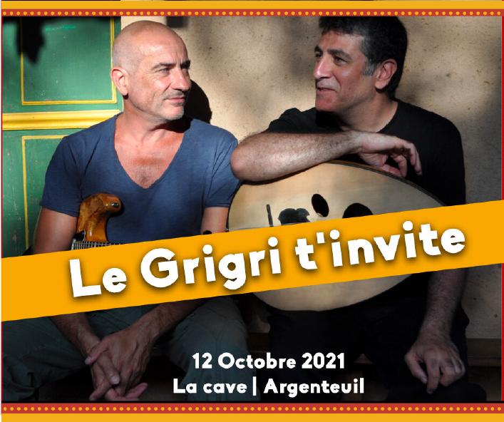 Legrigri - Interzone