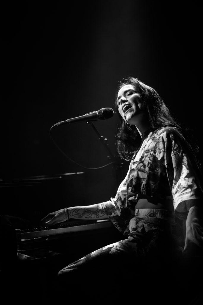 La chica concert 5