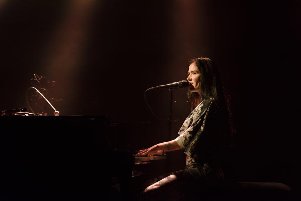 La chica concert 4